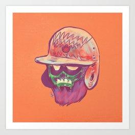 Silencio - Phantom Borough Sluggers Art Print
