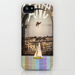 LoveDive iPhone Case