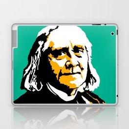 Franz Liszt (1811-1886) in 1886 (digital 2) Laptop & iPad Skin