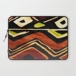 Africa Design Fabric Texture Laptop Sleeve