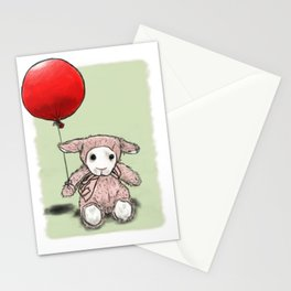 My first balloon Stationery Cards