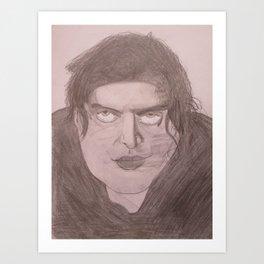 Tommy Wiseau - The Room Boxart Art Print