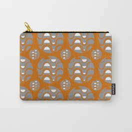 Geo Swirl Tangier Carry-All Pouch