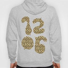 1206 Leopard Spots Hoody