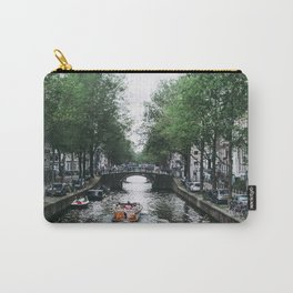 Canal Cruise Carry-All Pouch