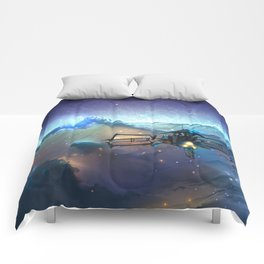 The Sea Of Space Comforters
