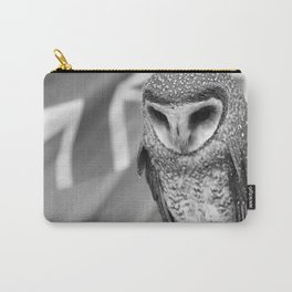 The Dreamy Watch of the Australian Owl Carry-All Pouch