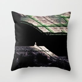 Space Is The Place Throw Pillow