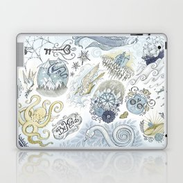 Tattoo Pattern Laptop & iPad Skin