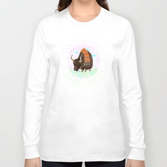 Bison II Long Sleeve T-shirt