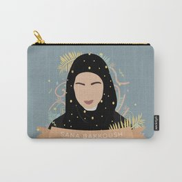 SANA BAKKOUSH Carry-All Pouch
