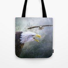 Eagle territory Tote Bag