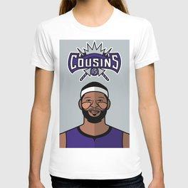 DeMarcus Cousins T-shirt