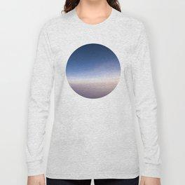 silent morning above Java Long Sleeve T-shirt