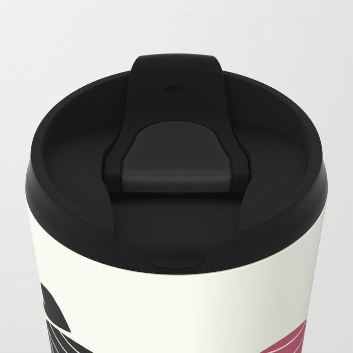 2in1 Metal Travel Mug