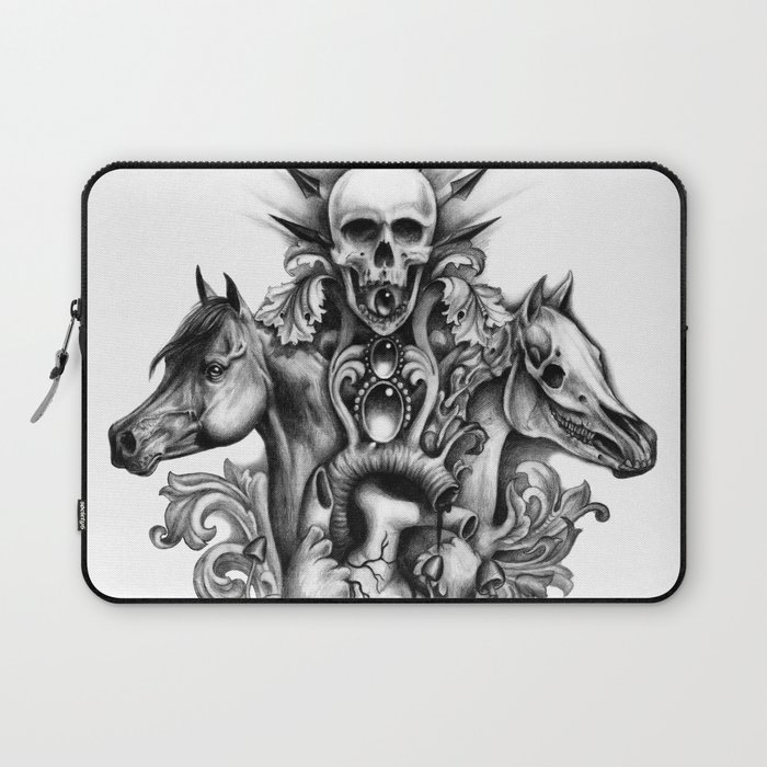 A Pale Horse Laptop Sleeve