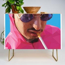 Pink Guy Credenza