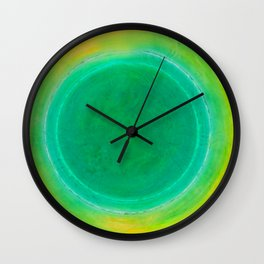 Citrine Wall Clock