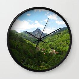 The North Wall Clock