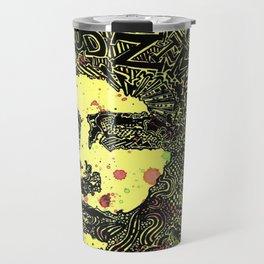 Bob Dylan #4 Travel Mug