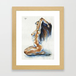 Alive by J. Namerow Framed Art Print