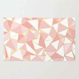 Ab Out Blush Gold 2 Rug