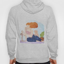 She Who Rests Hoody