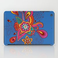 henna iPad Cases featuring Henna Colour by nicky9