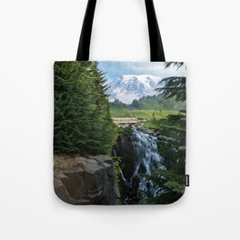 View from Paradise Tote Bag