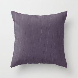 Blackcurrant Jags Throw Pillow