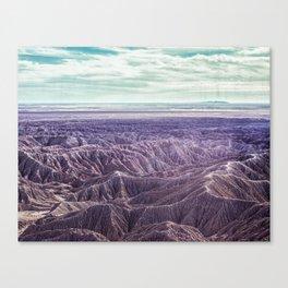 Anza-Borrego Canvas Print