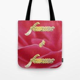 Femme 4 Femme Tote Bag