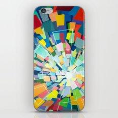 Quantum Kaleidoscope iPhone & iPod Skin