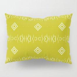 Lola Chartreuse Pillow Sham