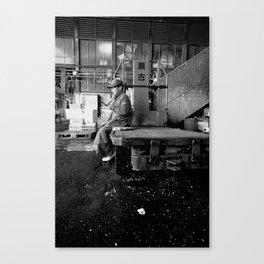 Tsukiji II Canvas Print