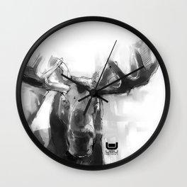 MOOSE UBU Wall Clock