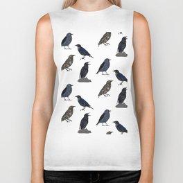 Starlings Biker Tank