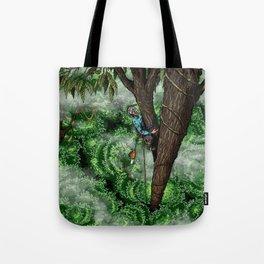 Flip Lining Tote Bag