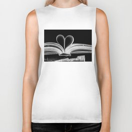 The Heart that Bends doesn't break. Biker Tank