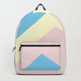 PASTEL EASTER EGG I #minimal #art #design #easter #egg #kirovair #buyart #decor #home Backpack