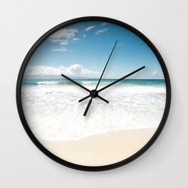 The Voice of Water Wall Clock