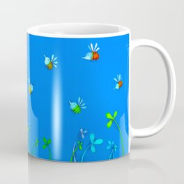 """Illustration for the picture book """"Nonsense Poems for Kids"""" 3 Coffee Mug"""