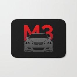 BMW E46 M3 Bath Mat