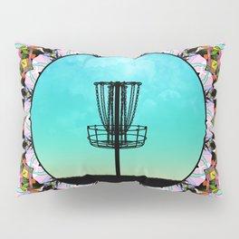 Disc Golf Basket Pillow Sham