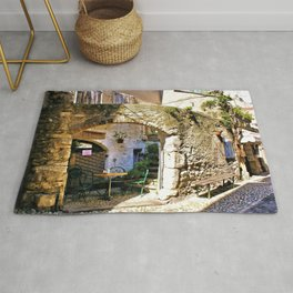 Romantic Resting Place Rug
