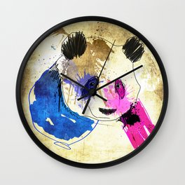 Bamboozler Wall Clock