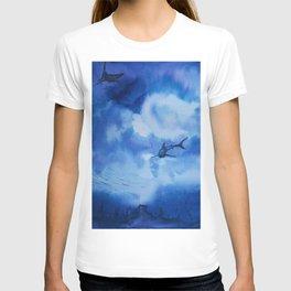 Ink sharks T-shirt
