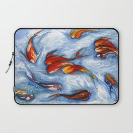 Fish #6 Laptop Sleeve
