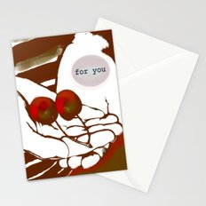 For You... Stationery Cards