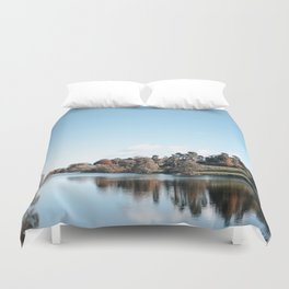 Osmaston park Duvet Cover